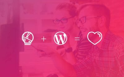 We love WordPress and so should you. Here are our reasons why.